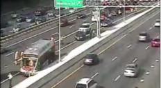 Metrobus Crash in Alexandria Injures 3, Blocks I-395