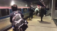 Pedestrian Fatally Struck by Amtrak Train in Bowie