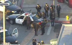 Men in Ski Masks Shoot at Police Officers in South LA