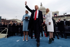 Inauguration Weekend in Photos