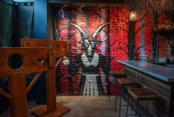Photos: 'Death Becomes Us' Pop-Up Bar Haunts DC