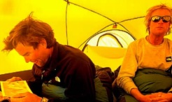Bodies of Elite Climber, Cameraman Found in Glacier