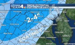 DC Area Could Get More Snow This Weekend