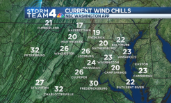 Bundle Up! Chilly Spring Temps Leave DC Shivering