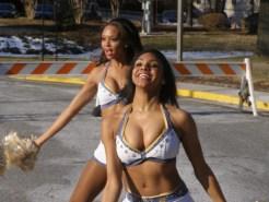 Wizard Girls Provide Only NBA Magic at Verizon