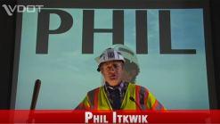 'Phil' the Pothole Hunter Stars in VDOT Video