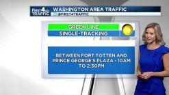 Traffic News for April 25