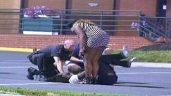 8 Injured After Gaithersburg Melee