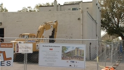 Skyland Demolition Makes Way for Development