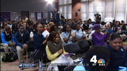 Female D.C. Leaders Speak at Eastern High