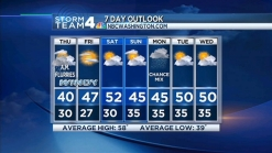 Web Weather Forecast 3/21/13 Mid-Day