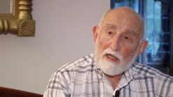 Exclusive: Interview With the 83-Year-Old Man Who Survived a Plane Crash
