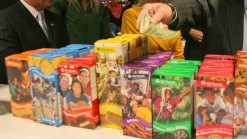 Girl Scout's Bumping Cookies to $5 a Box