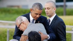 'Death Fell From the Sky': Obama at Hiroshima