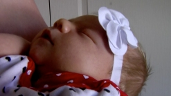 1st Girl Born to Family in More Than 100 Years