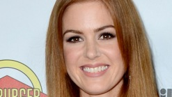"Isla Fisher Takes A Bite Out Of ""Rise Of The Guardians"""