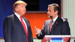 Donald Trump Threatens 'Birther' Lawsuit Against Ted Cruz