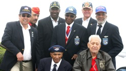 Tuskegee Airman Speaking at Black History Month Event