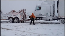 Winter Storm Keeps Emergency Teams Busy