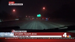 Storm Team4x4 Monitors the Roads