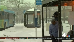Transportation Options Decrease as Storm Continues