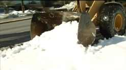 MD Crews Remove Snow From Major Commuter Routes