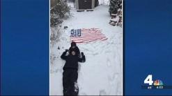 Snow Stick Challenge: Judging the Patriotism