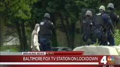 TV Station Guard Talked to Suspect for 45 Minutes
