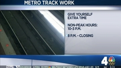 Red Line Trains to Share Track This Weekend