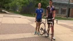 GMU Grads Bike, Jog Across America to Fight Cancer