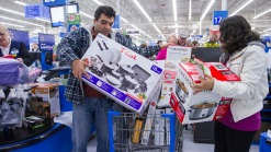 Wal-Mart to Open Its Doors on Thanksgiving Day