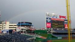 Rain Delays Nats' Home Opener