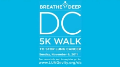 Join Us at Lungevity's Breathe Deep DC 5K