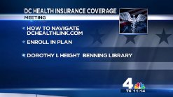 D.C. Residents Can Get Help Registering for Healthcare