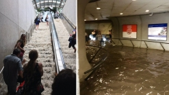 Metro Station Flooding: Nearby Lot Expansion Could Be Cause