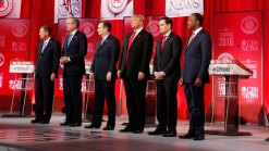 Debate: GOP Contenders Say No Court Nominee for Obama