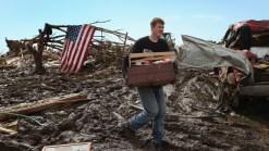 $43K for Tornado Victims