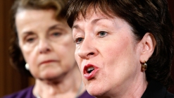 Republican Sen. Collins to Vote Yes on Background Checks