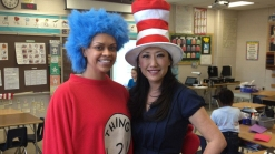News4 Today Team Joins Read Across America