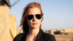 "Jessica Chastain Says ""Zero Dark Thirty"" Most Difficult Experience"