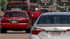 Airport Passenger Delays Begin with Traffic At Reagan National