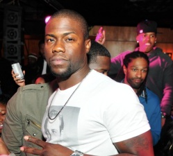 Kevin Hart Hosts MLK After-Party at Love Nightclub