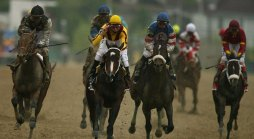 Attendance Down at Preakness