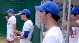 Surprise! Jonas Bros. Pop Up at NoVa Softball Game