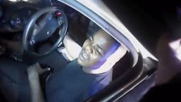 Cop's Camera Captures Chase