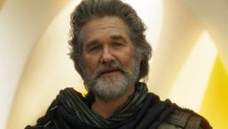 Kurt Russell Talks About Role in 'Guardians of the Galaxy'