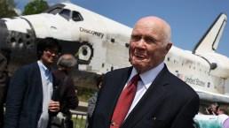 Former Astronaut John Glenn Dies at 95