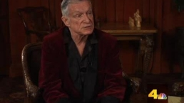 1stLook LA: 5 Min with Hugh Hefner