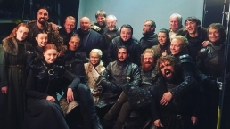 'Game Of Thrones' Stars Share Memories Before Series Finale