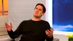 Mark Cuban Talks President Trump Tweets with Harry